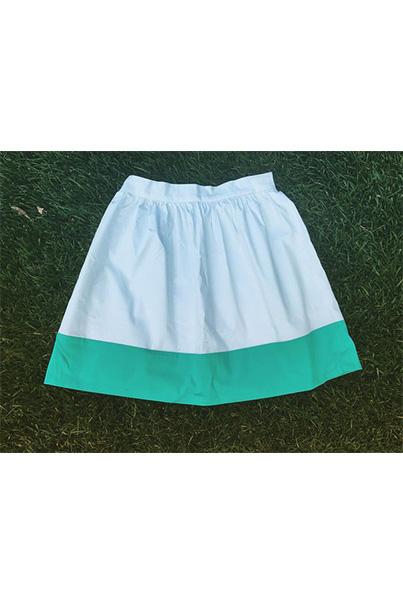 Очень короткая юбка