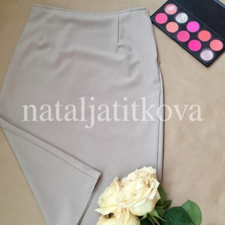 узкая юбка