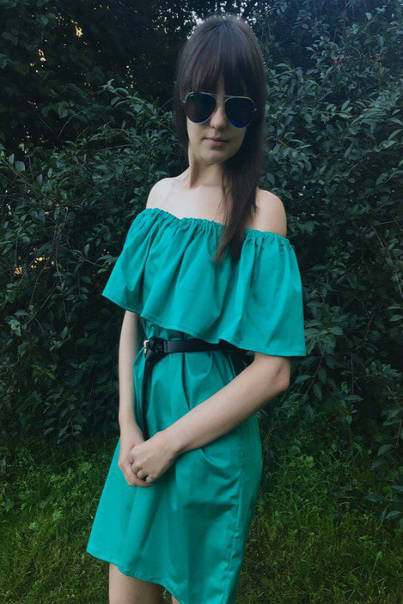 Купить прямое платье