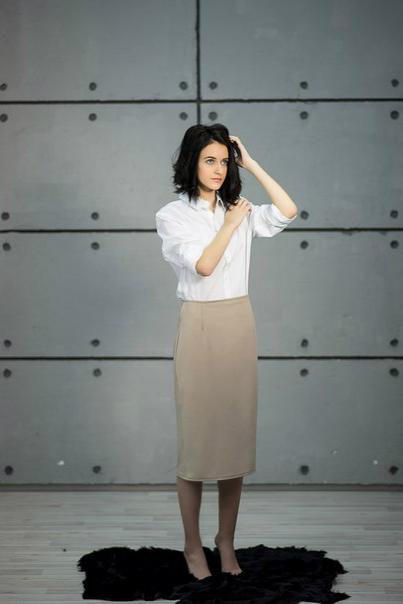 Фото узкой юбки