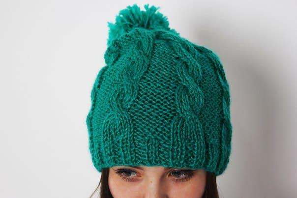 зелёная шапочка