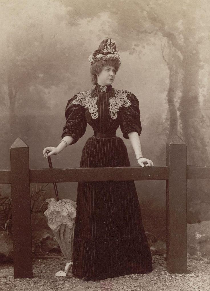 Викторианская история юбки