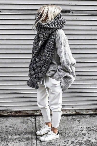 Изображение шарфа