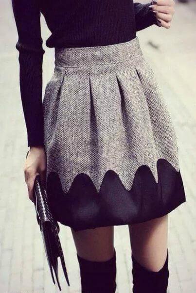 Где купить юбку в Москве